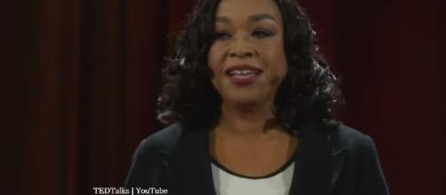Shonda Rhimes to write first gig for Netflix - Image credit - TED Talks | YouTube