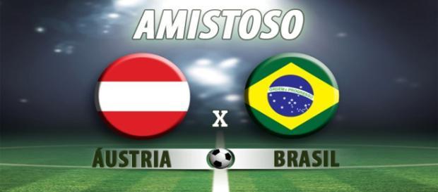 Assistir Brasil x Áustria ao vivo