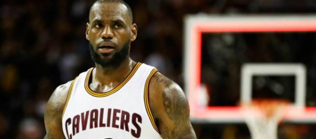 Where will James land in 2019? - [Photo via NBA.com / YouTube screencap]