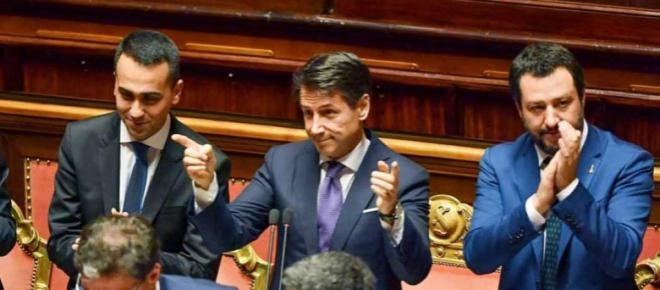 Conte 'telecomandato' da Di Maio e Salvini? I limiti di un premier tra Lega e M5S