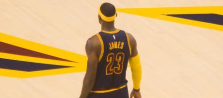 LeBron James in Cleveland. - [Erik Drost / Flickr]