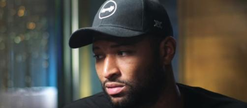 DeMarcus Cousins interview. - [SportsCenter / YouTube screencap]