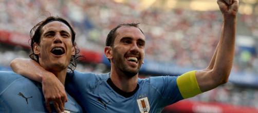 L'Uruguay a eu raison du Portugal (2-1) au terme d'un match très disputé.