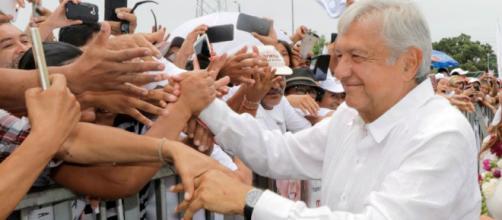 Obrador, Anaya, Meade y Jaime Rodríguez, los candidatos a la presidencia de México