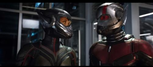 Marvel Studios' Ant-Man and The Wasp trailer. - [Marvel Entertainment / YouTube screencap]