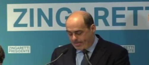 Nicola Zingaretti: candidato a segretario PD col prossimo congresso