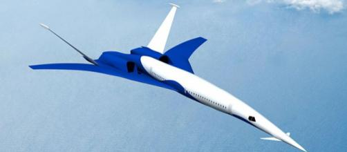 The future aircraft design concept for supersonic flight of Boeing (Image - NASA/The Boeing Company, Wikimedia Commons)