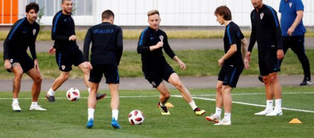 Croacia - Dinamarca: La hora del centrocampista definitivo ... - elpais.com