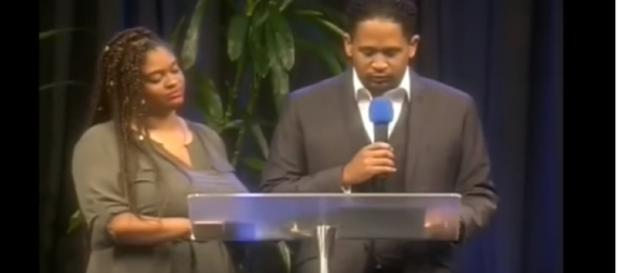 Fred Price Jr. returns to CCC pulpit Sunday {Image credit: Not your typical Negro YouTube}