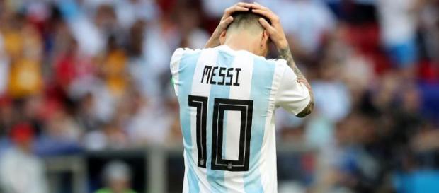 Messi y Ronaldo están fuera del Mundial