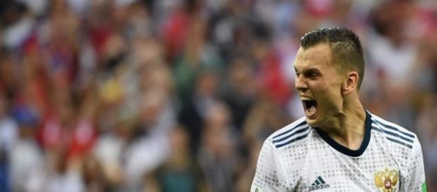 Rússia vence a Espanha na primeira disputa de pênaltis da Copa
