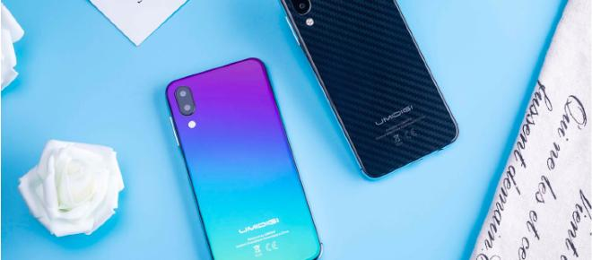 New photos from Chinese brand, UMIDIGI, reveal the design for the UMIDIGI One and One Pro