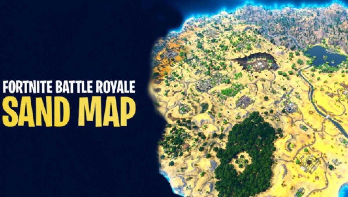 - fortnite battle royale map season 5