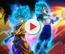 'Dragon Ball Super: Broly' - Goku und Vegeta