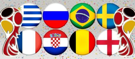 2018 World Cup action continues in Russia. [image source: Paxabay - CC0 Commons]