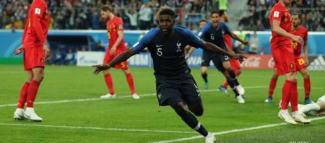 Francia es la primera finalista del Mundial de Rusia 2018