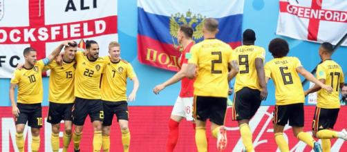 Belgium claims bronze in the 2018 World Cup. [Image via: Wochit News/Youtube]