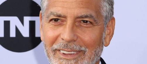 George Clooney: herido leve tras un accidente de moto