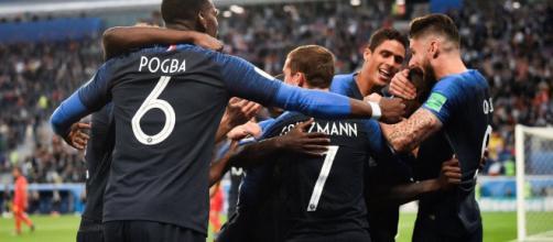La France en finale après sa victoire 1-0 contre la Belgique ... - eurosport.fr