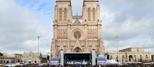 ARGENTINA / La Iglesia católica realizó misa en protesta contra la legalización del aborto