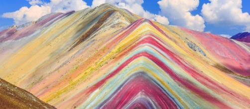 Montanha Vinicunca é a nova atração turística de Cusco, no Peru