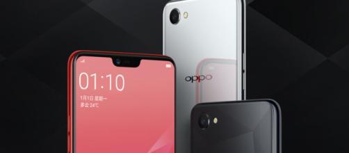 La tecnología móvil de Oppo invade el mercado español con el Oppo R15 y Oppo A3