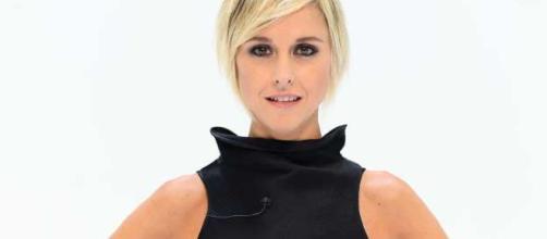 Nadia Toffa, prima apparizione pubblica a Bologna ad una sfilata di costumi