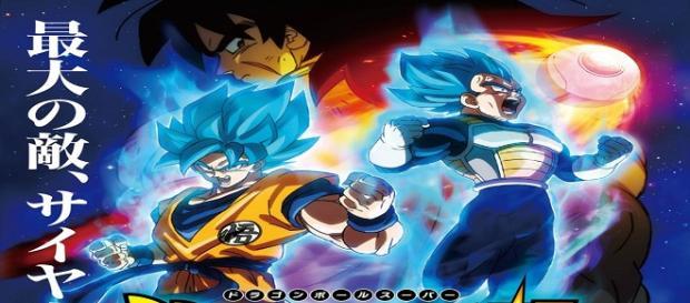 La película 'Dragon Ball Super' contará con el reinicio de Broly