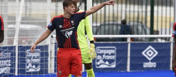La Fiorentina veut profiter du mercato estival pour mettre la main sur Thomas Chesnel, jeune joueur de Caen.