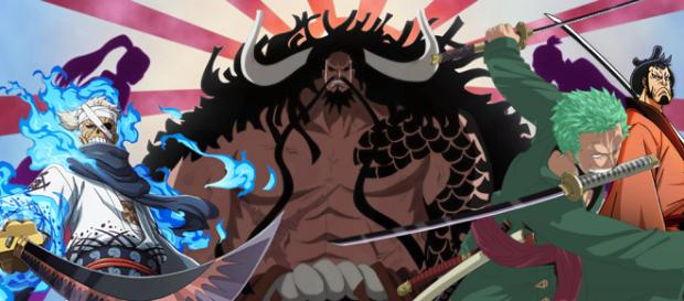 One Piece: Strawhat Luffy y su tripulación llegaron a las aguas cerca de Wano