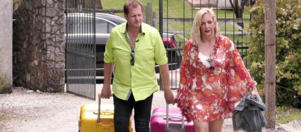 Sommerhaus der Stars: Kein leichter Start für Jens und Daniela Büchner - Foto: MG RTL D