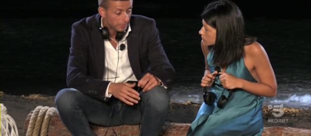 Temptation Island 2018, Valentina lascia Oronzo alla prima puntata
