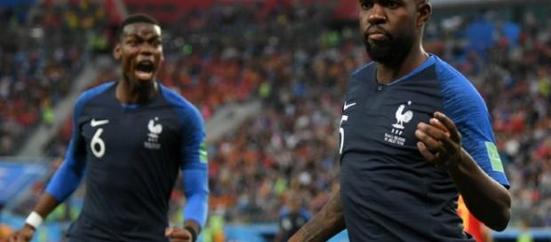Umtiti marcou o gol da França, nesta terça