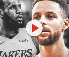 Steph Curry calls out LeBron James after Lakers signing [Image by lakersworld16 / Instagram]
