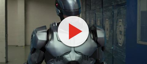 A sequel is in the works for the 2014 'RoboCop' movie, a remake of the 1987 original. [Image via Red Lion Movie Shorts/YouTube]