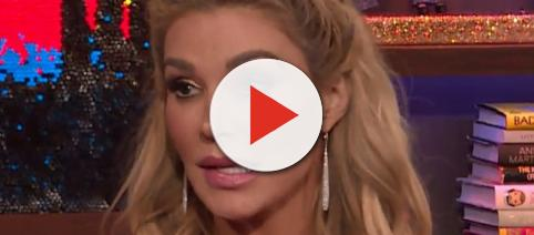 Brandi Glanville appears on 'Watch What Happens Live.' [Photo via Bravo TV/YouTube]