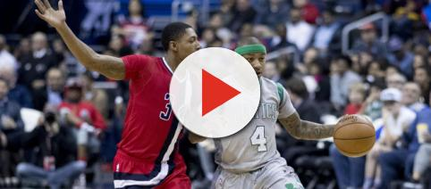 Isaiah Thomas playing for Boston Celtics. - [Keith Allison / Flickr]