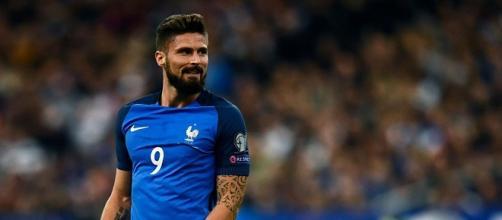 Atacante Giroud tem apenas mais um jogo na Copa para acabar com jejum de gols: a final.