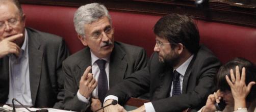 D'Alema e Franceschini favorevoli al dialogo con il M5S