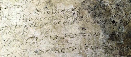 Grecia: scoperta tavoletta con versi dell'Odissea - msn.com