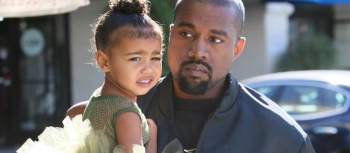 North West debuta como modelo infantil en campaña de Fendi