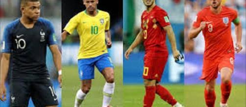 Entre los posibles delanteros para el Real Madrid están Mbappé, Kane y Neymar