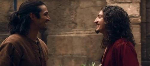 Rodolfo volta a Artena, após ser perdoado pelo rei.