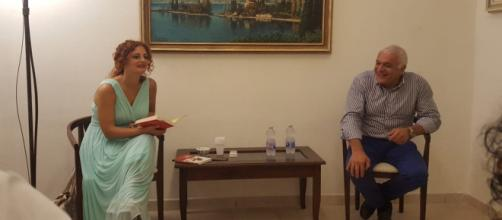 Sabato 4 agosto presentazione del libro di Giacomo Balzano. Galleria d'arte Nicole Scarpelli