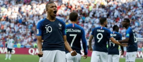 Troisième finale de Coupe du monde pour les Bleus