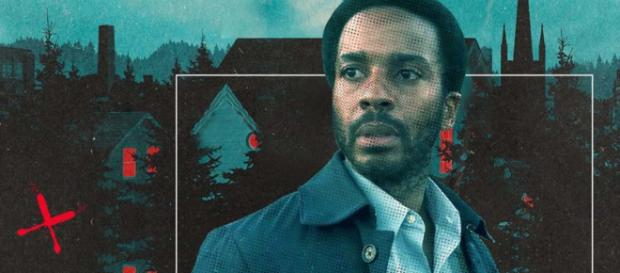 "A sinister new trailer has been released by Hulu from the King-inspired series ""Castle Rock"" [Image @CastleRockHunt/Twitter]"