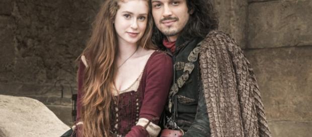 Amália e Afonso finalmente se casam, em Deus Salve o Rei