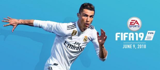Cristiano Ronaldo se mantendrá en la portada para FIFA 19 - latercera.com