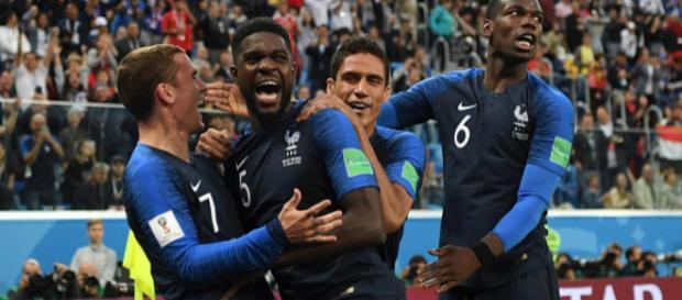 Francia es el primer clasificado a la final de la Copa Mundial de Rusia 2018
