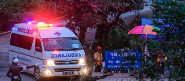 TAILANDIA / Los niños están en buen estado de salud